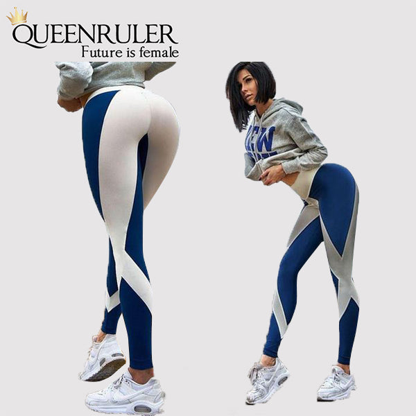 Fitness Tummy Control Leggings - Queenruler