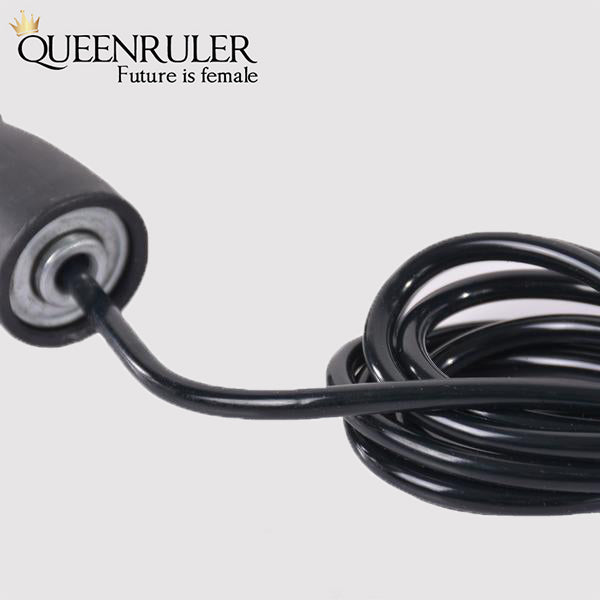 Adjustable Jump Rope (Red) - Queenruler