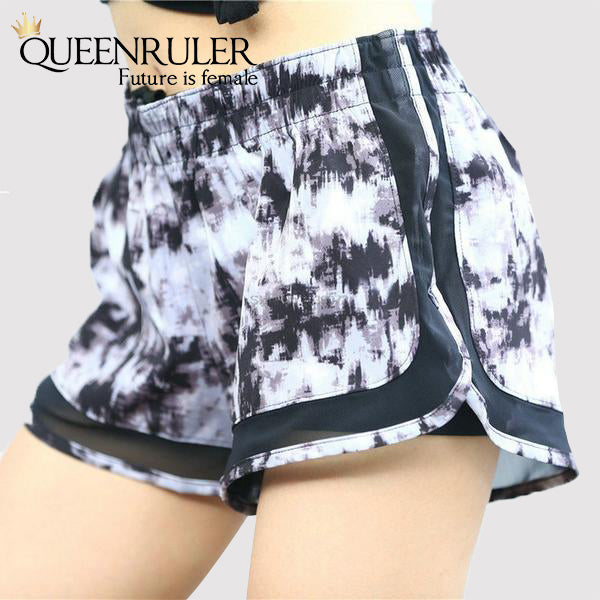 Soft Athletic Shorts (Multi) - Queenruler