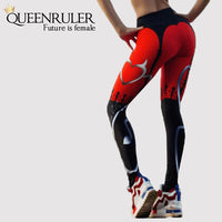 Sexy Tails Leggings - Queenruler