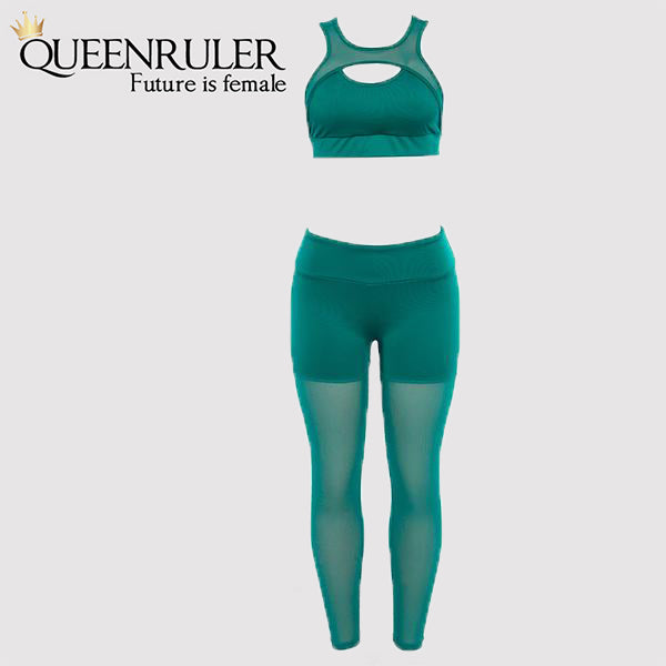 Fitness Fashion 2 Piece Set - Queenruler