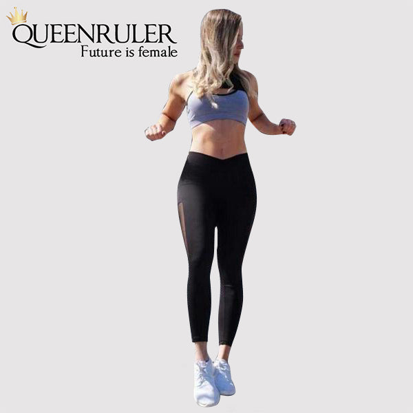 Women Exercise Pants - Queenruler