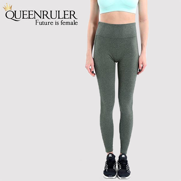 Quick Dry Yoga Pants (Army Green) - Queenruler