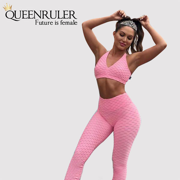 Athleisure Fitness Set - Queenruler