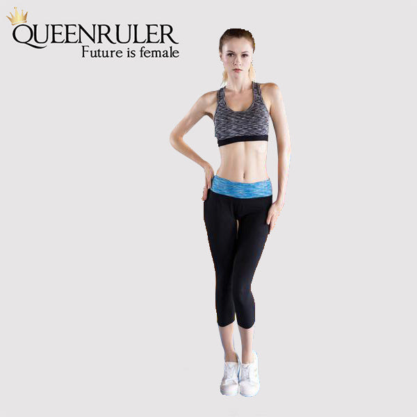 3 in 1 Yoga Set (Blue) - Queenruler