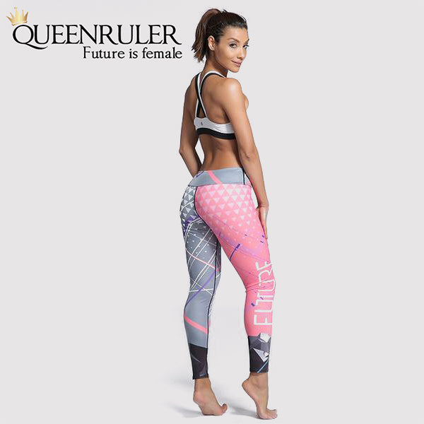 Multicolor Women Leggings - Queenruler