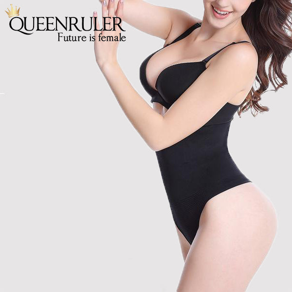 Extra Sexy High Waist Thong - Queenruler