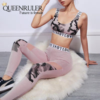 Love Camouflage 2PC Set - Queenruler