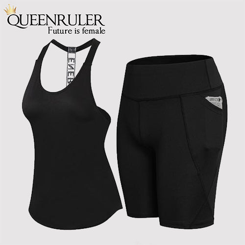 Hot Athletic Gym Set - Queenruler