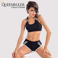 Two Piece Sports Swimwear - Queenruler
