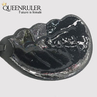 Pearly Shell Breathable Bra (Black) - Queenruler