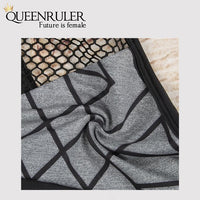 Sports Fitness Mesh Bra - Queenruler