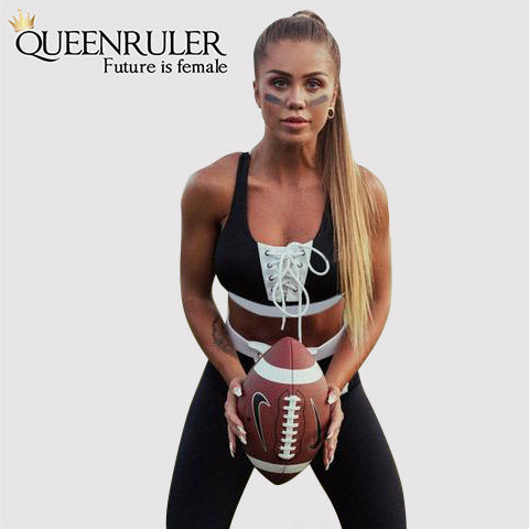 New Fashion Two Piece Drawstring Tracksuit - Queenruler