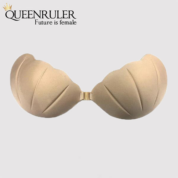 Pearly Shell Breathable Bra (Khaki and Black) - Queenruler
