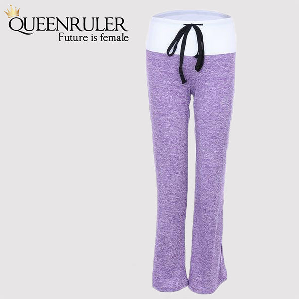 Boot Cut Yoga Pants - Queenruler