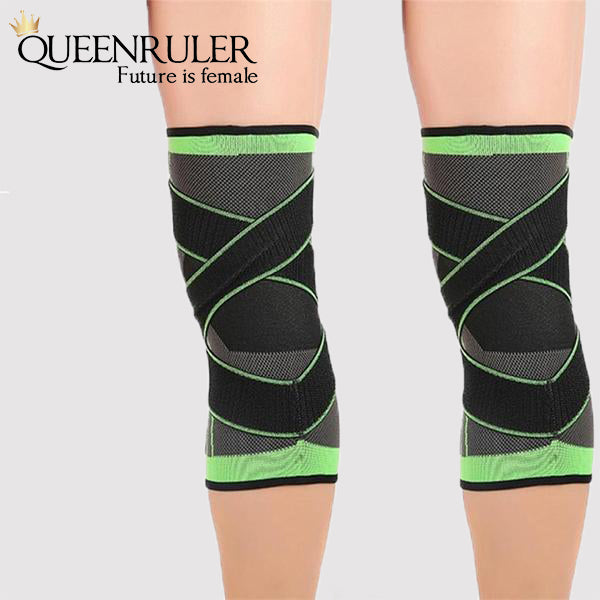 Professional Knee & Elbow Support Pads - Queenruler