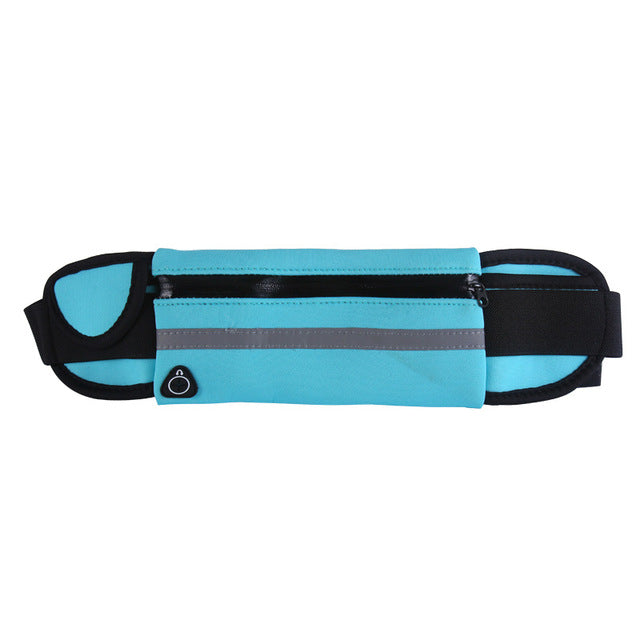 Waterproof Multi Storage Waist Bag - Queenruler