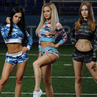 Military Inspired Athletic Wear - Queenruler