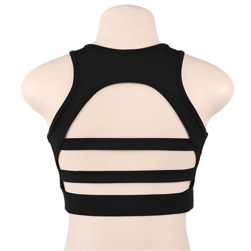 Breathable Yoga Black (Top Only) - Queenruler