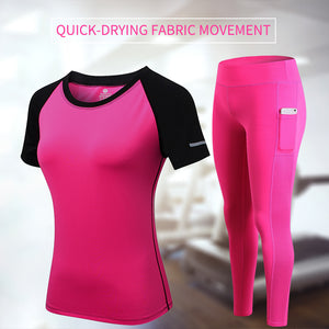 Moisture Wicking Athletic Wear Set - Queenruler