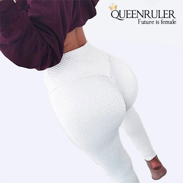 High waisted anti cellulite leggings
