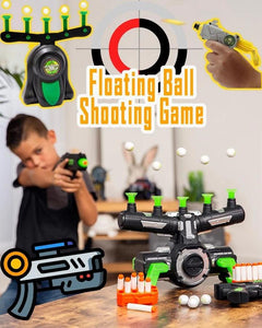 Floating Ball Shooting Spiel