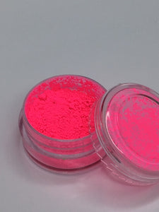Neon Pink Eyeshadow Pigment - House Of Beauty by Paris J