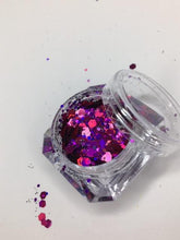 Load image into Gallery viewer, Color Me Bad Purple Glitter - House Of Beauty by Paris J