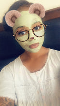 Load image into Gallery viewer, Turmeric Avocado Clay Mask - House Of Beauty by Paris J