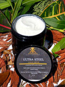 Ultra Steel Shave Cream
