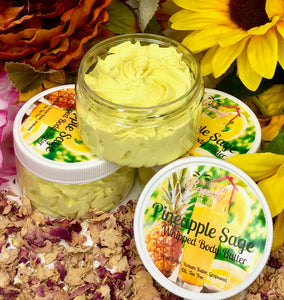 Pineapple Sage Whipped Body Butter