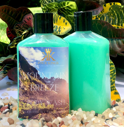 Mountain Breeze Face & Body Wash
