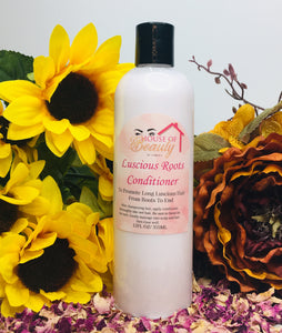 Luscious Roots Conditioner - House Of Beauty by Paris J