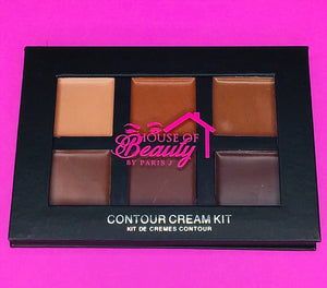 Paris Contour Kit - House Of Beauty by Paris J