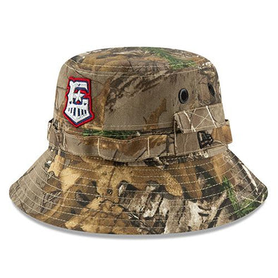 Round Rock Express Camo Sized Bucket Hat