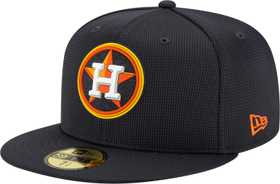 Houston Astros Clubhouse 5950 Fitted Cap