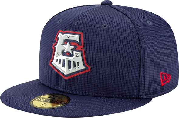 Round Rock Express Clubhouse Fitted 5950 Home hat