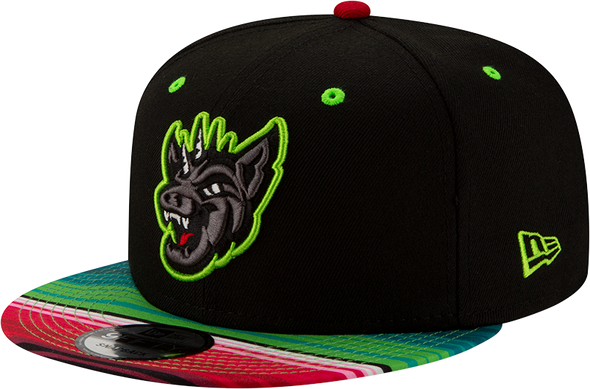 Round Rock Chupacabras Adjustable 950 Snapback cap