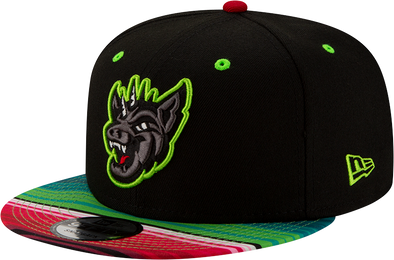 Round Rock Chupacabras Adjustable 950 Youth Snapback cap