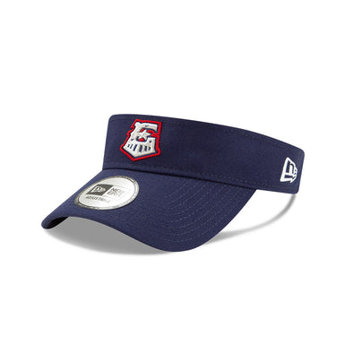 Round Rock Express Clutch Team Visor Navy