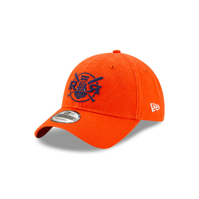 Round Rock Express Fauxback 920 Orange