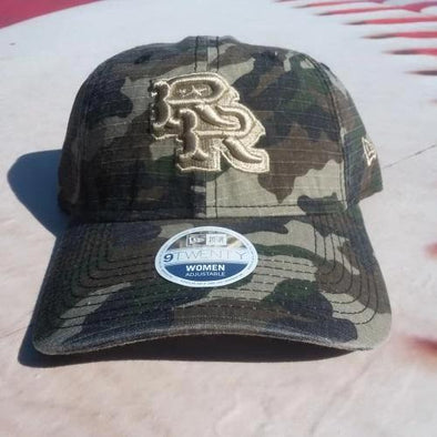 Round Rock Express New Era Women Prefer Camo RR 920