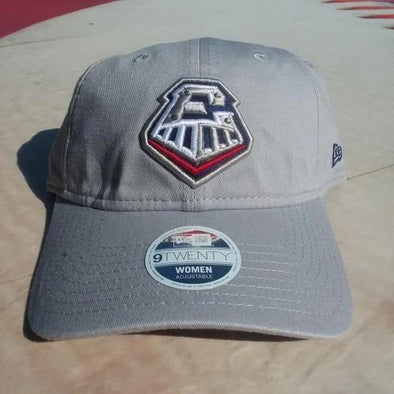 Round Rock Express New Era Women Prefer Gray Etrain 920