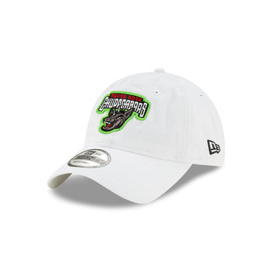 Round Rock Chupacabras New Era White 920 adjustable Cap