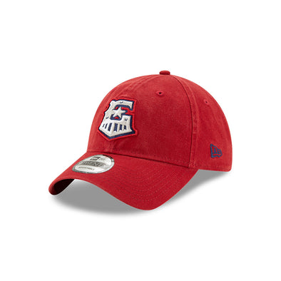 Round Rock Express New Era Core Classic Red Etrain 920 adjustable Cap