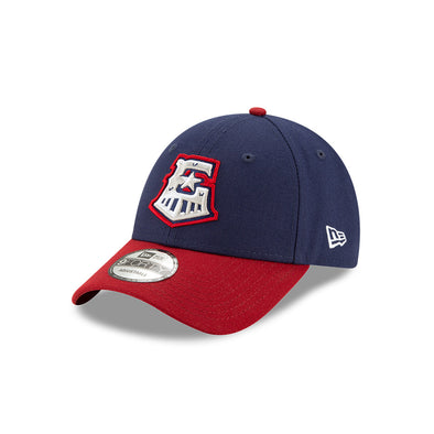 Round Rock Express New Era 940 The League Nvy/Rd adjustable