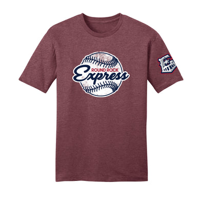 Round Rock Express Vintage Ball