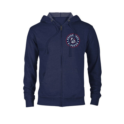 Round Rock Express Full Zip Hoody