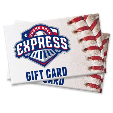 Round Rock Express Gift Card