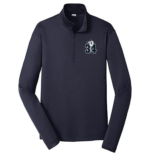 Round Rock Express Nolan Ryan Foundation 1/4 zip